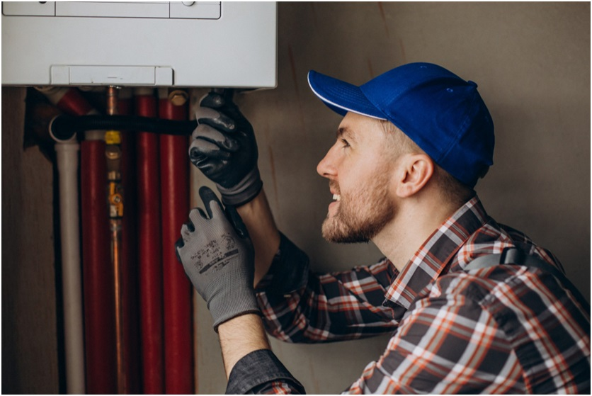 Different heating system types